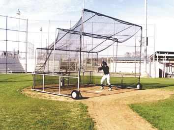 Batting Cages Screens Pitching Platforms L Screens Baseball Equipment Batting Cages Softball Equipment Baseball Equipment