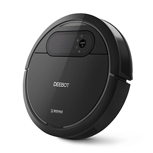 Ecovacs Deebot N78 Robotic Vacuum Cleaner Tangle Free