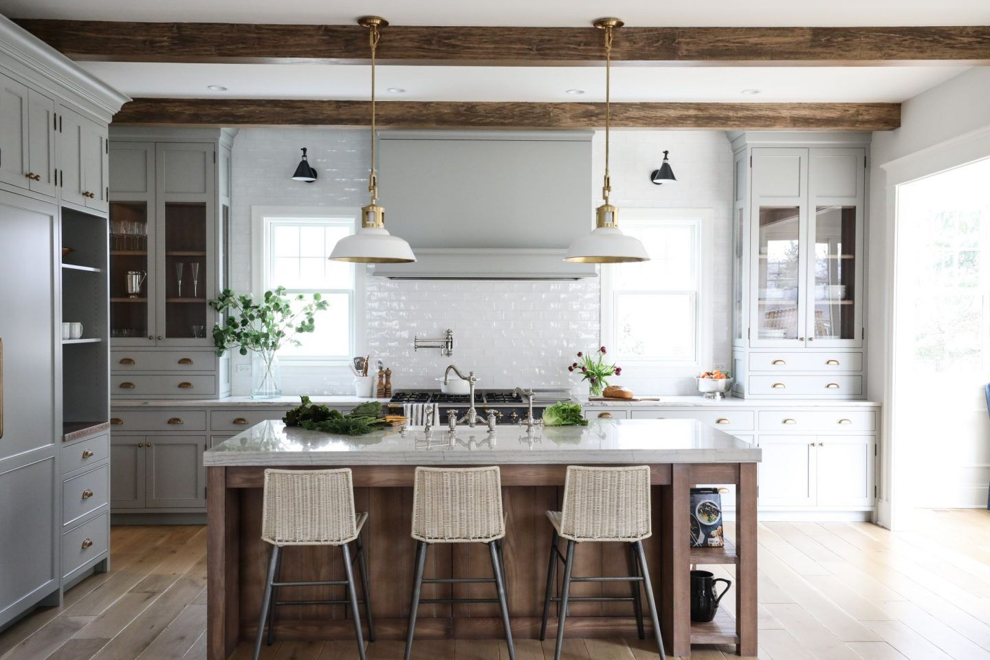 16 Simply Sophisticated Kitchen Design Ideas – Hello Lovely