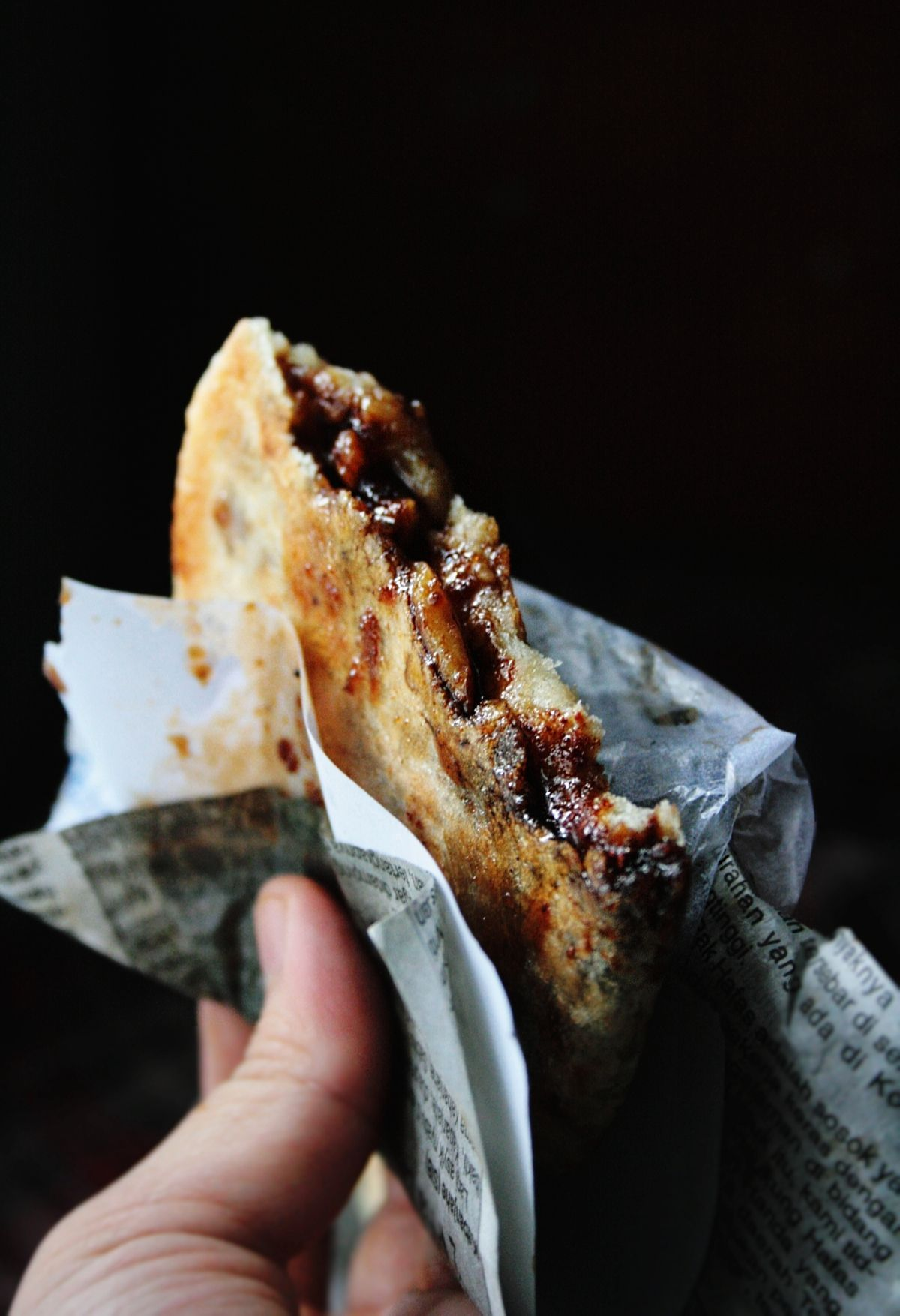 HODDEOK | KOREAN SUGAR PANCAKES // recipe from ... Hoddeok Korean Sugar Pancakes