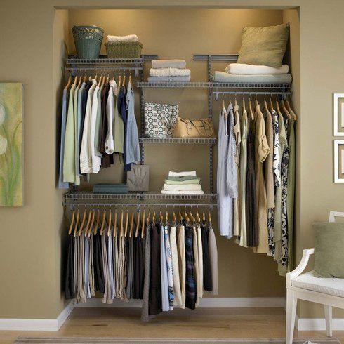 Room 183cm Wide Adjule Clothes Storage System