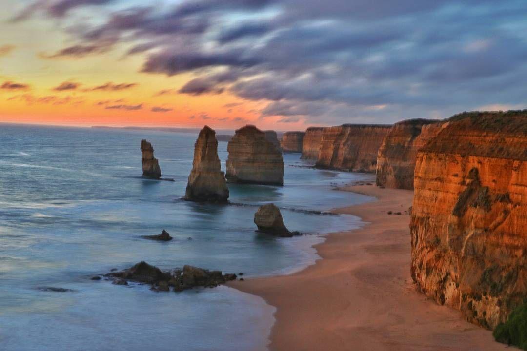 Beauty of nature ... twelve apostles during sunset #twelveapostles #12apostles #portcampbell #victoria #GreatOceanRoad #GOR #portcampbellnationalpark #australia #amazing_australia #canon750D #canonphotography #photobyme #JazzieOnVacation #โตแลวไปไหนกได by jazmineme http://ift.tt/1ijk11S