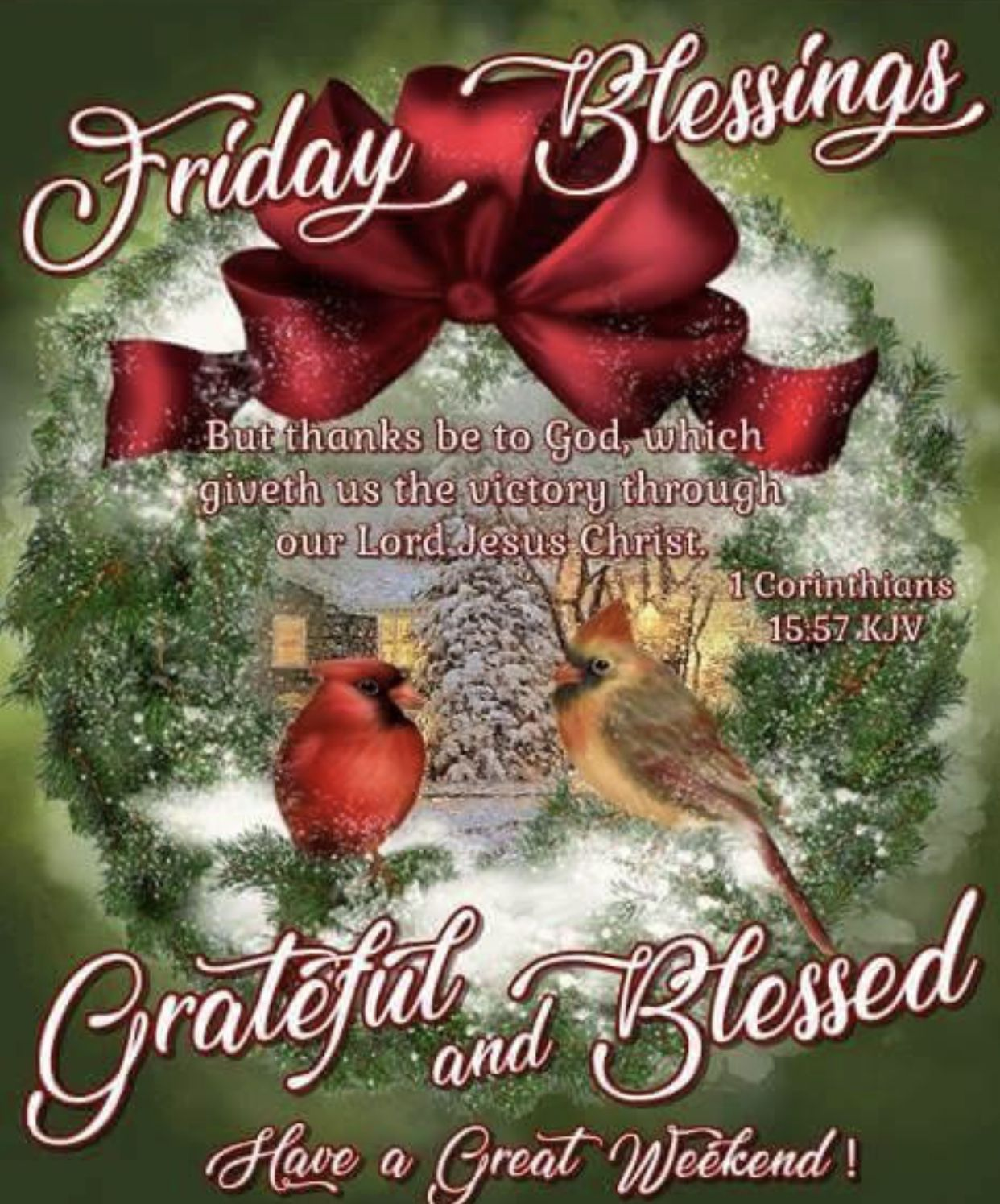Friday morning quotes image by Cheri Johnson Matthews on days of. the week..   Good morning ...