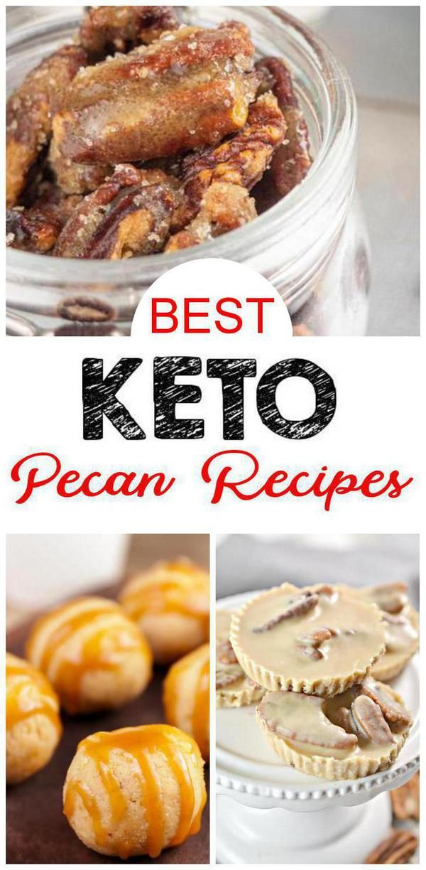 15 Keto Pecan Recipes – BEST Keto Low Carb Pecan Ideas – Easy Ketogenic Diet Ideas – Candied – Cookies – Fat Bombs