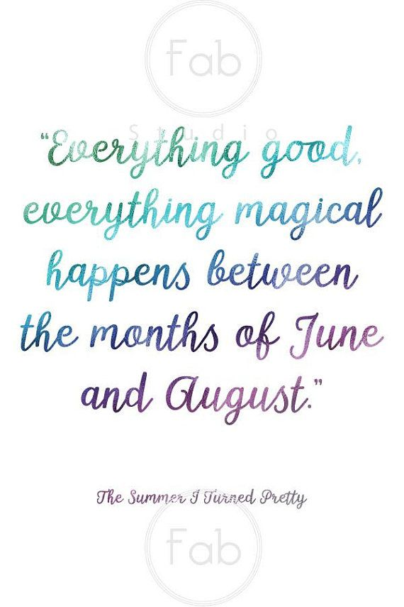 Summer Quotes Book Quotes The Summer I Turned Pretty Quotes