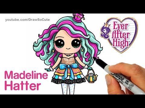 Draw So Cute - YouTube | Eten en drinken | Pinterest | Chibi ...