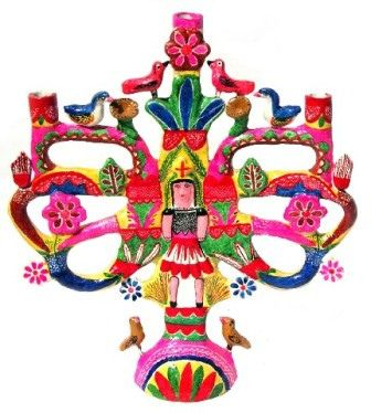 Mexican Tree Of Life Latin American Folk Art Mexican Folk Art Mexican Art