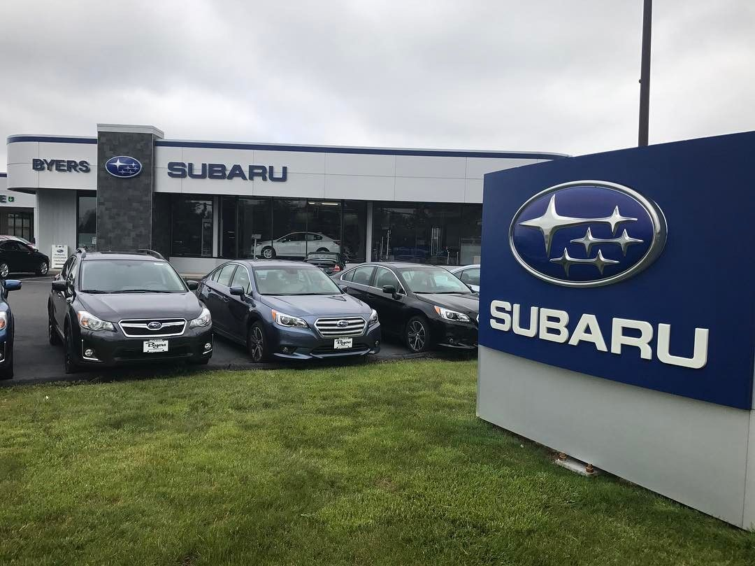 Byers Airport Subaru >> Experience Why There S More To Love At Byers Airport Subaru