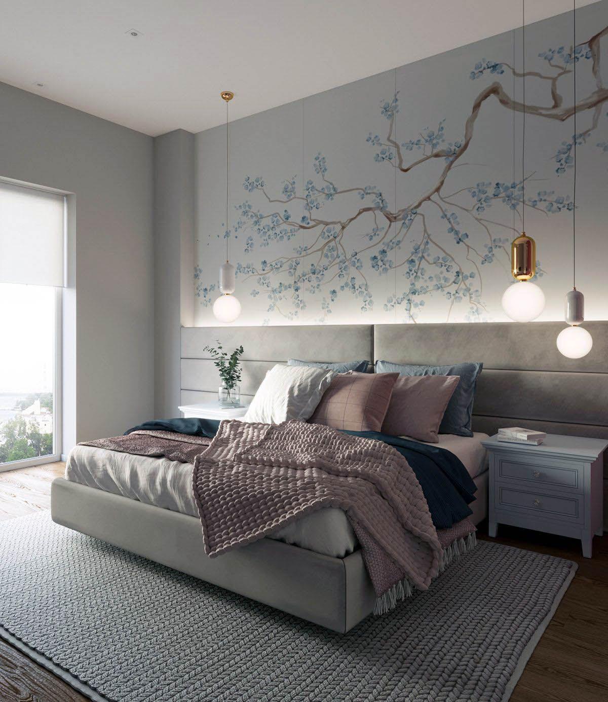 Unbelievable 1 Bedroom Apartments 27606 Exclusive On Homesable Com Roskoshnye Spalni Milye Spalni Kvartirnye Idei