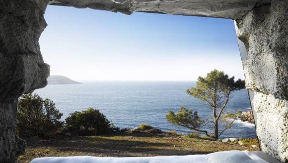 Luxus Schlafzimmer in einer Höhle - fresHouse | Architektur ...