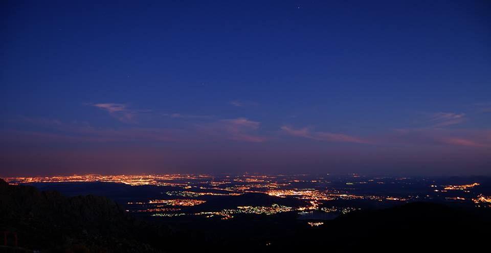 ciudad de esmeraldas -noche