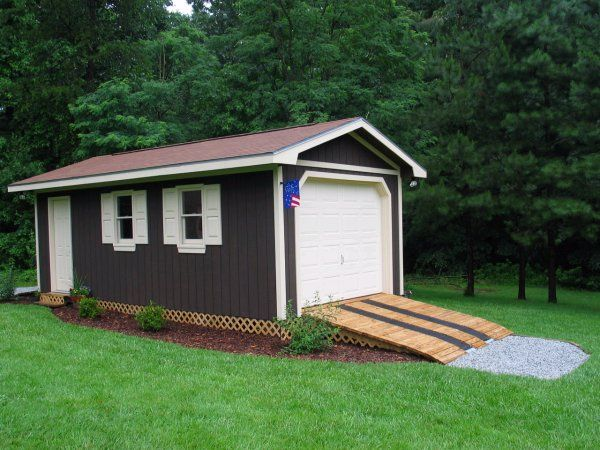 Free Plans For Sheds To Live In | Storage Shed Plans, Carport