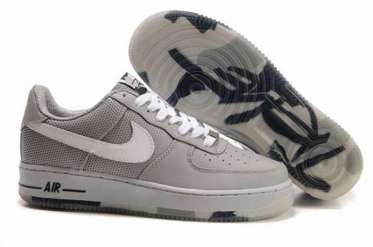Http Www Roshesrhoptat Com Nike Air Force 1 Low Damen 06 Grau Weiss Schuhe Nike Nike Air Nike Shoes Air Force