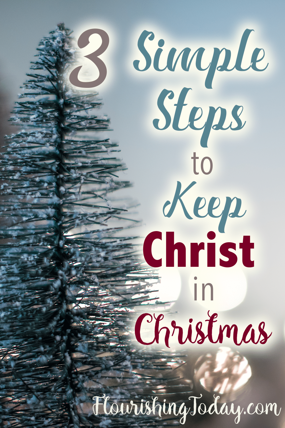How to Keep Christ in Christmas this Year | ♥ BibleLoveNotes.com ...