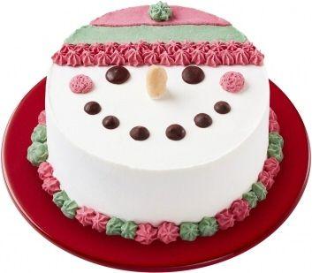 ベン&ジェリーズに「クリスマアイスケーキ」