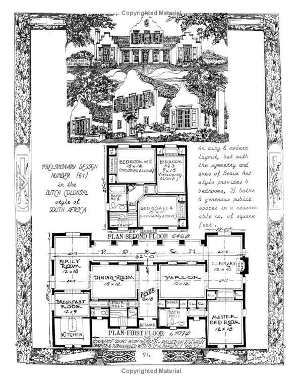 Found On Google From Uk Pinterest Com Vintage House Plans Modern House Plans House Floor Plans