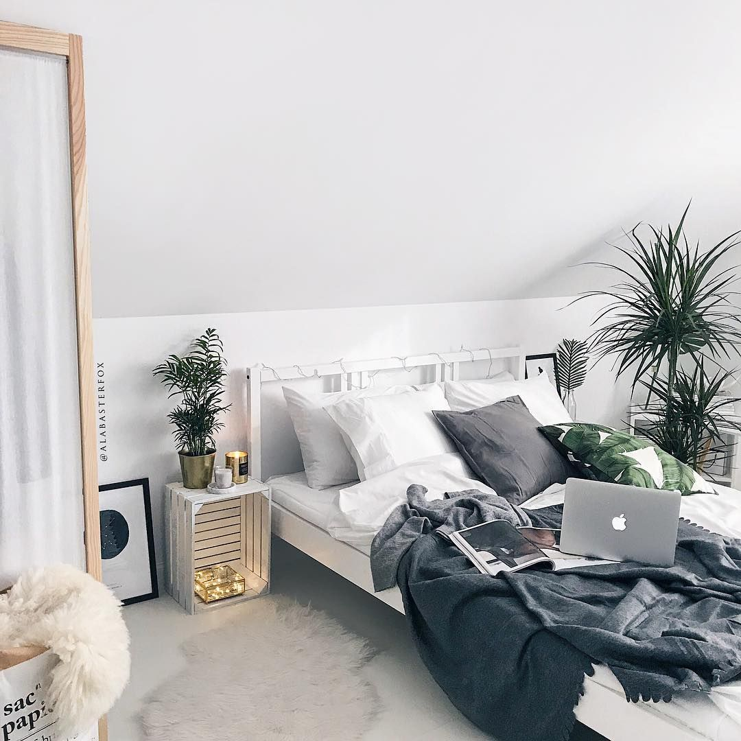 Scandinavian Bedroomdesign Inspiration: Gef Llt 7,095 Mal, 84 Kommentare
