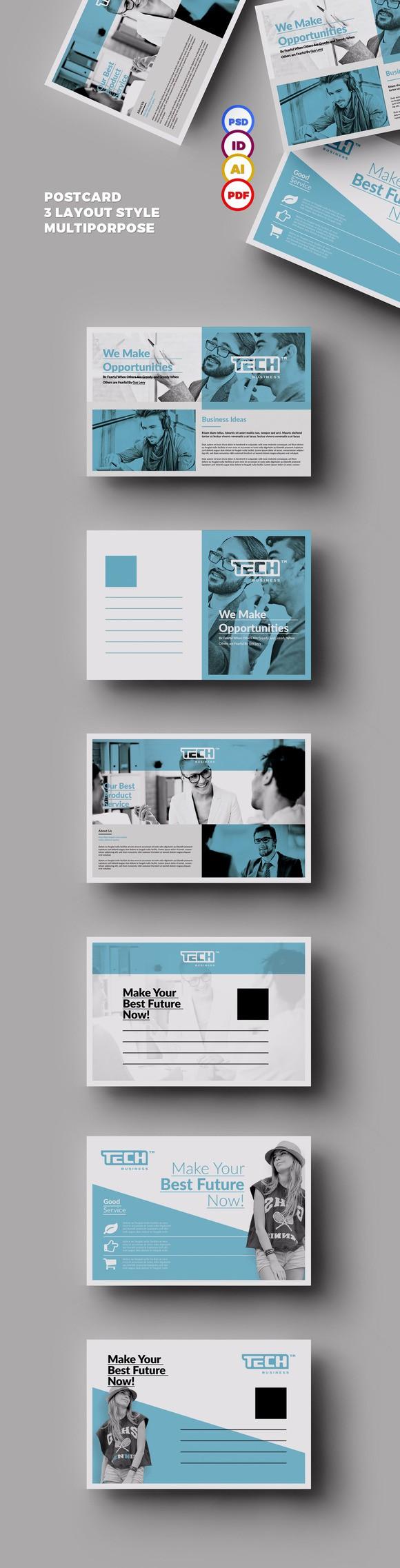 Postcard Business Postcards Postcard Design Postcard Design Inspiration