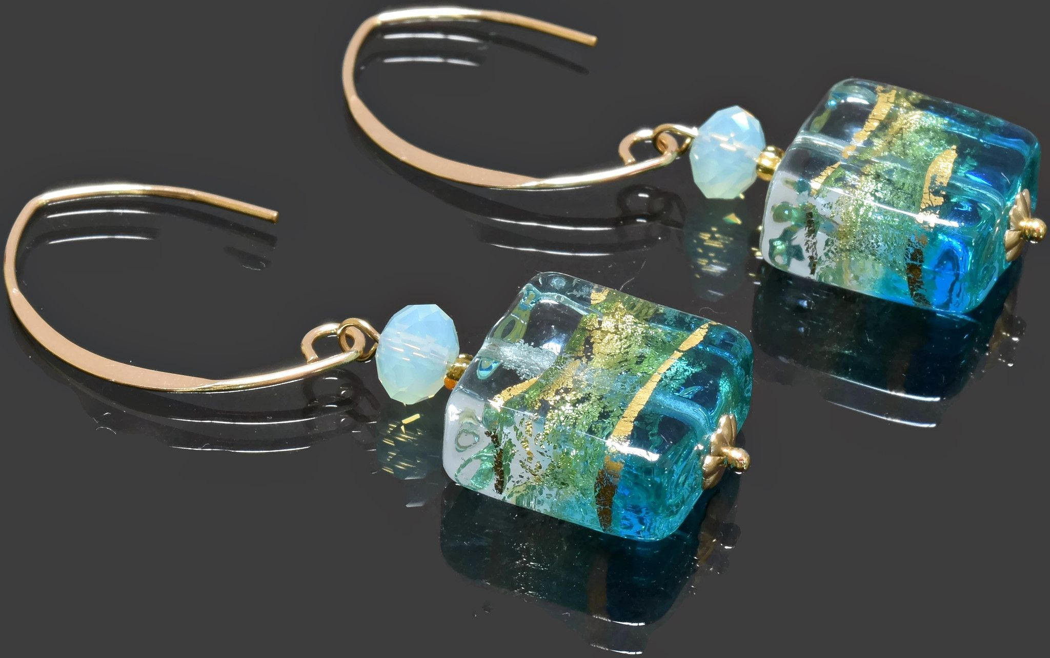 Venezia Collection Artisan Earrings - 3