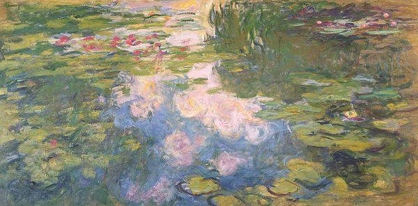 "art-aegis:   by Claude Monet  ""Color is my... - ✿Floralls✿"