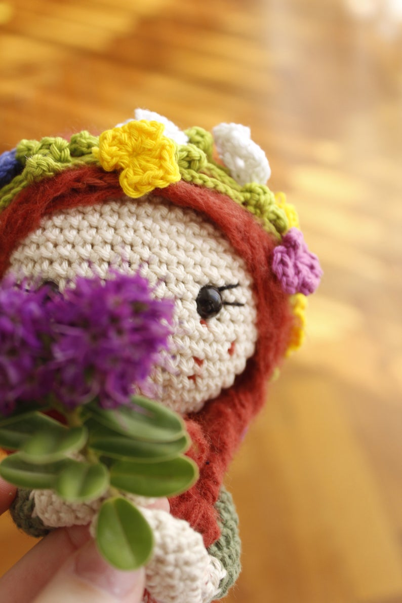 Pdf Anne From Green Gables Crochet Pattern Crochet Patterns Crochet Patterns Amigurumi Crochet