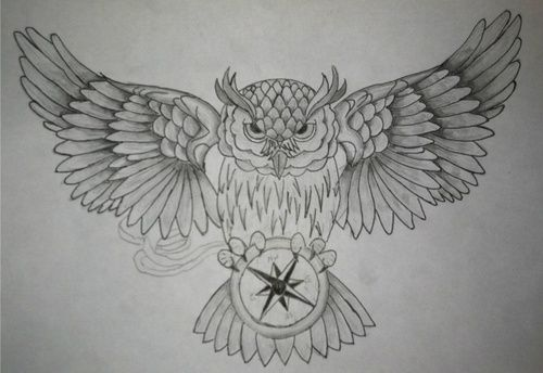 Owl Design Shaded Tattoo Picture At Checkoutmyink Com Owl Tattoo Chest Owl Tattoo Design Owl Tattoo