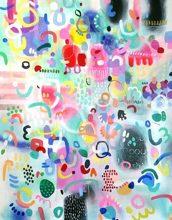 Canvas Art Home Decor Abstract Wall