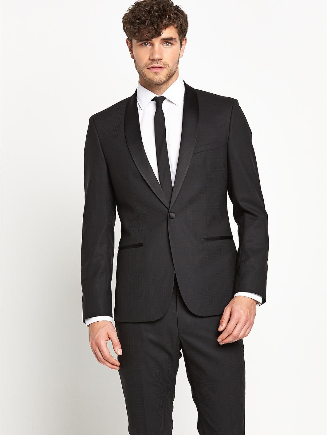 #VeryChristmasCrib Mens Check Dinner Suit Jacket, http://www.very.co.uk/ben-sherman-mens-check-dinner-suit-jacket/1453166466.prd