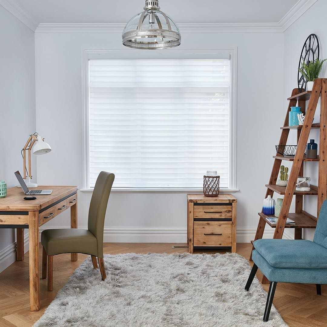 Study Inspiration Luxaflex Blinds Apexblindsandawnings Rollerblind Macarthur Camden Lovelocalcam Interior Design Interior Decorating Soft Furnishings
