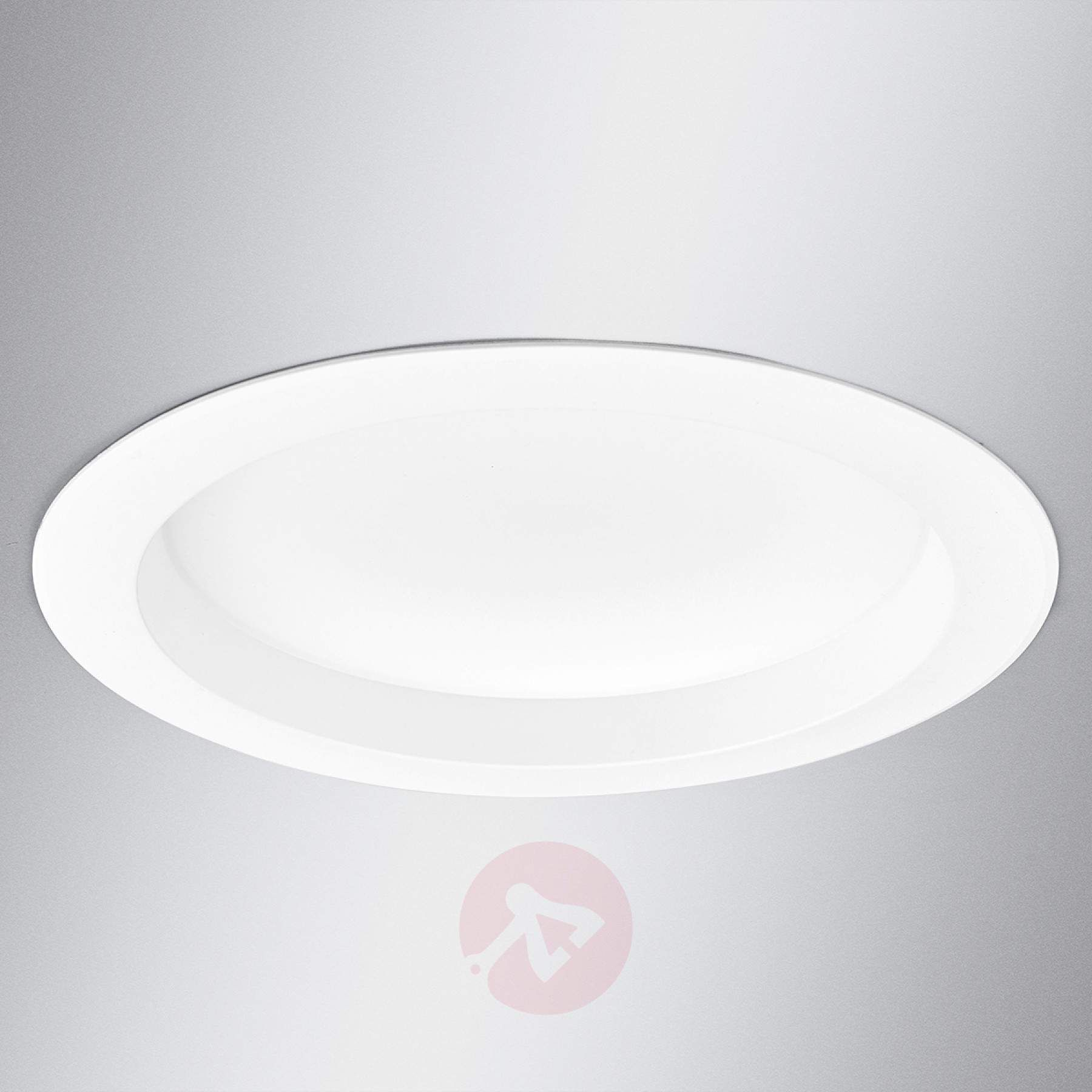 Large Led Recessed Spotlight Arian 24 4 Cm 22 5w Lights Ie In