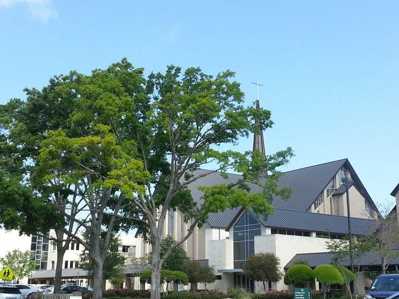 Tallowood Baptist Church Houston, TX Outdoor decor