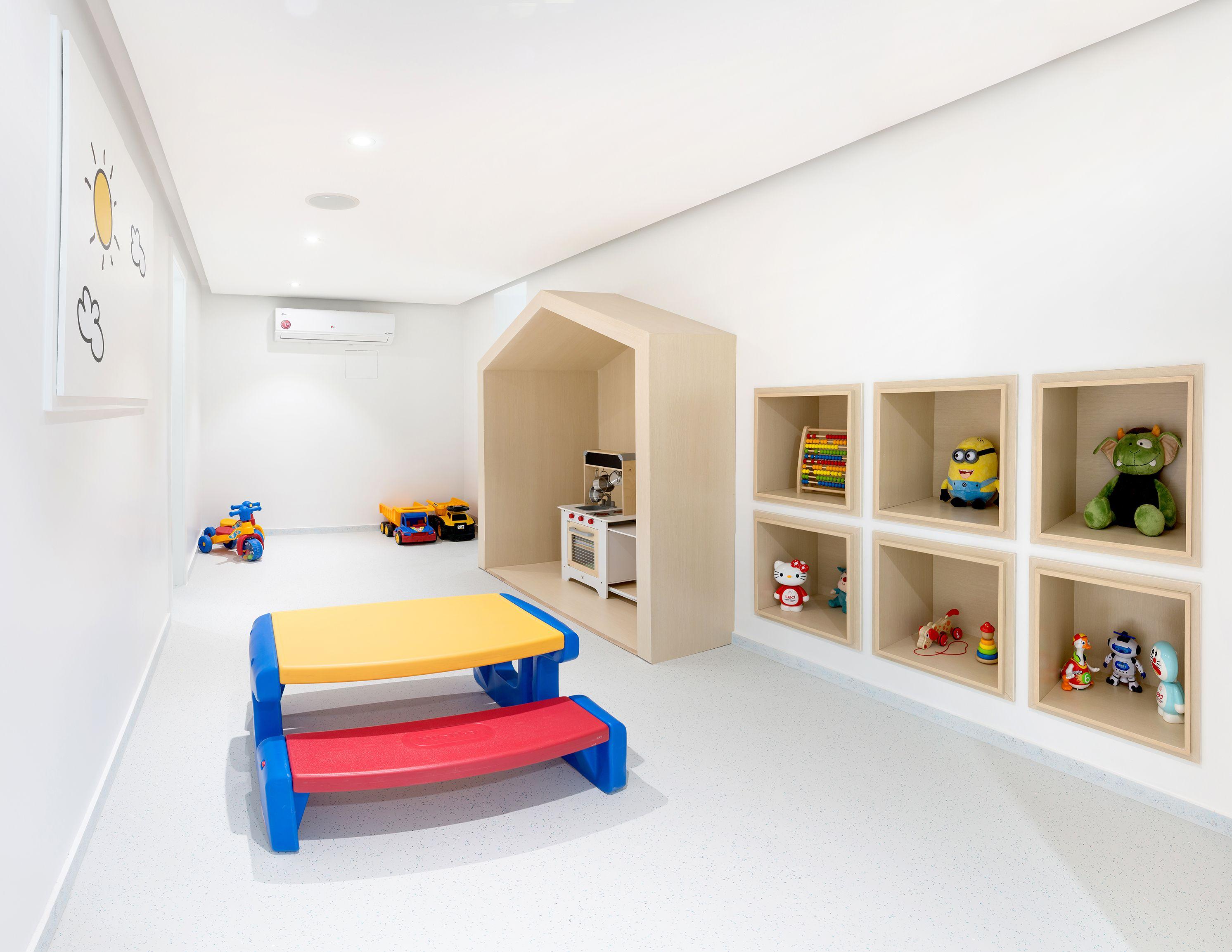 Children\'s Hospital, MRI, Hospital Interior Design, Imaging System ...