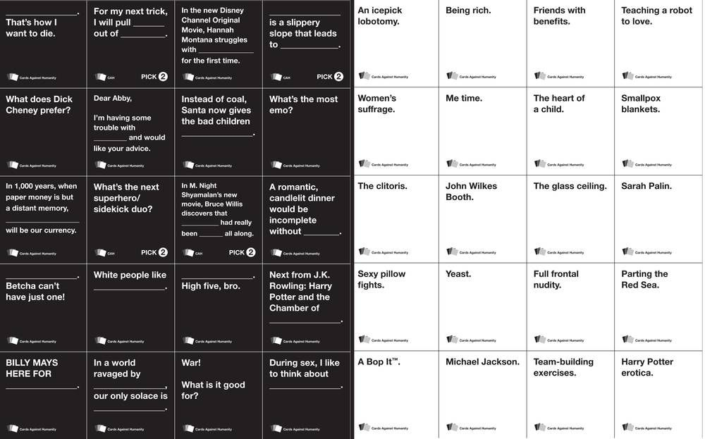 image regarding Cards Against Humanity Printable Expansions named Pin upon Particularly for mother