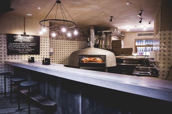Homeslice Pizza Wood Fire Oven