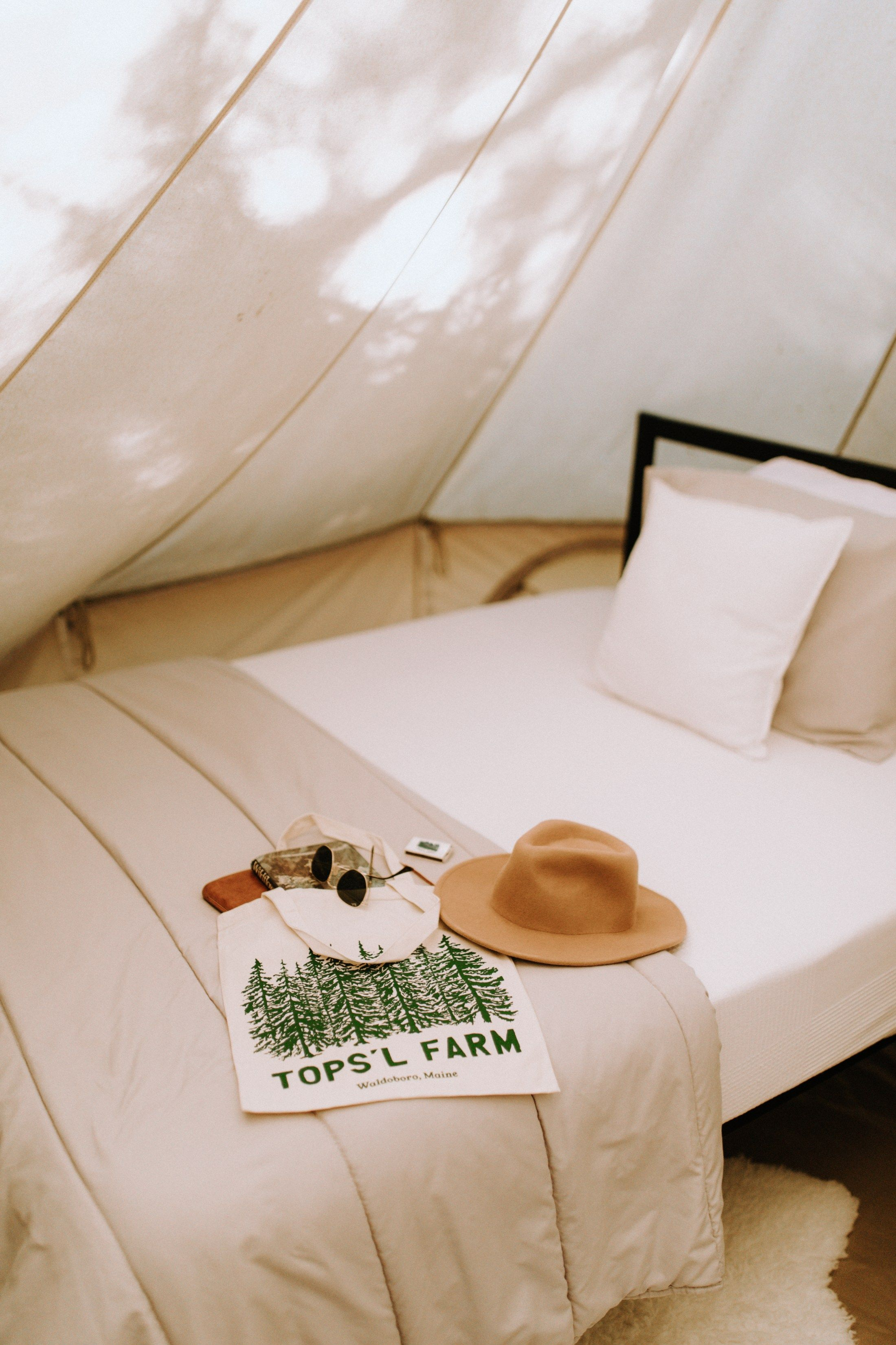 Guide To Glamping In Maine Travel Glamping Maine East Coast Usa