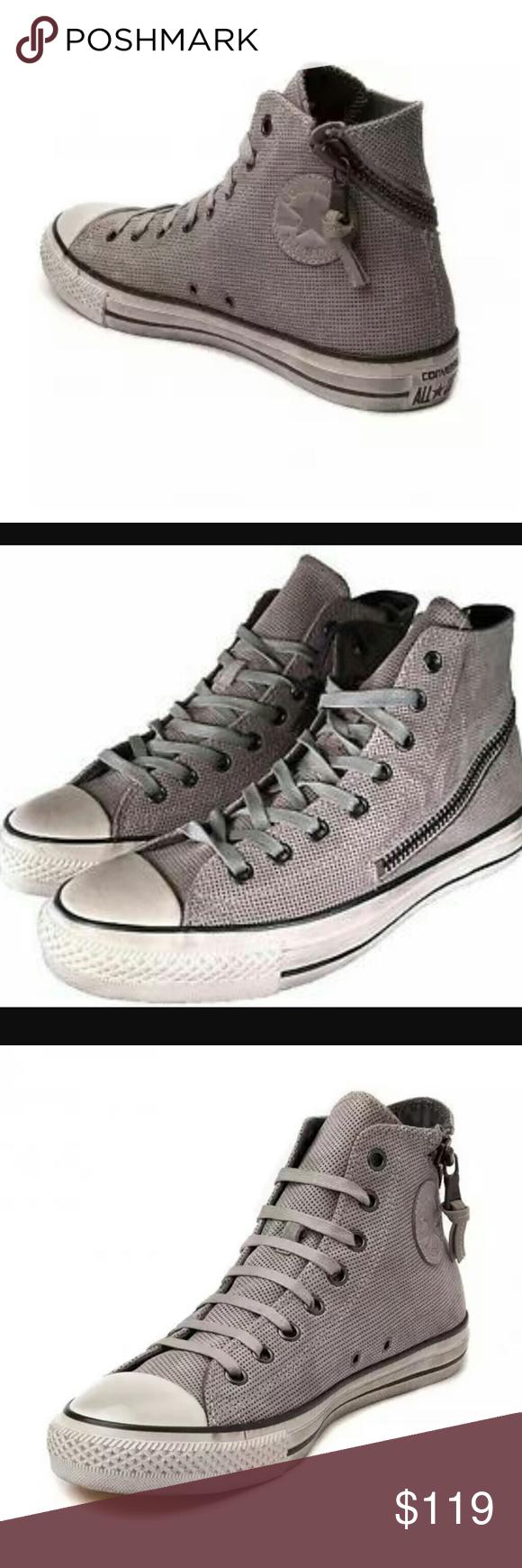 ce6e57dbbc15 Converse John Varvatos Chuck Taylor Tornado Zip Hi - Brand new in box -  Converse X John Varvatos dust cover  shoe bag included - Converse Chuck  Taylor All ...
