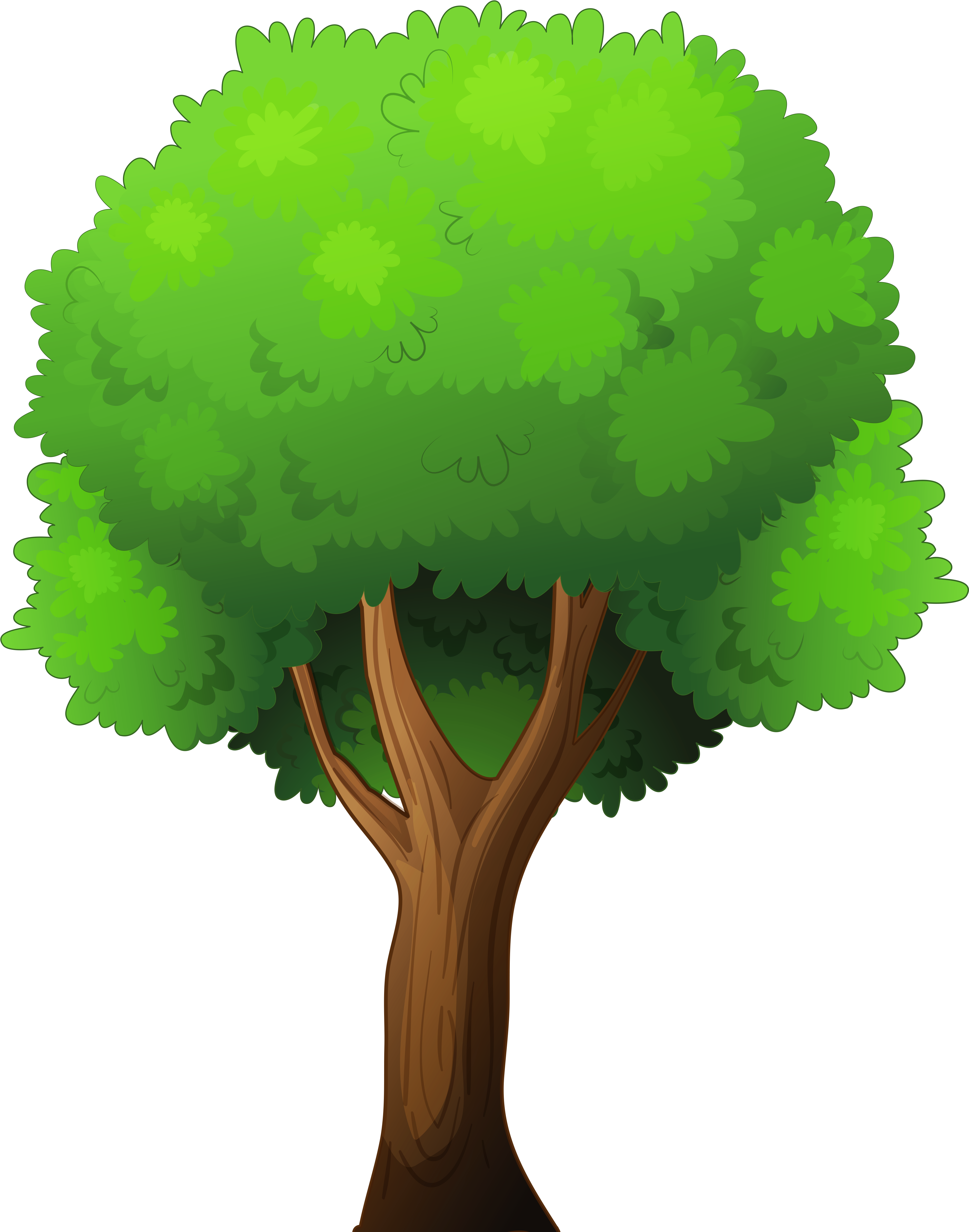 Find Hd Free Tree Png Clip Art Transparent Background Tree Clipart Png Download It Free For Personal Use Tree Clipart Cartoon Trees Tree Painting