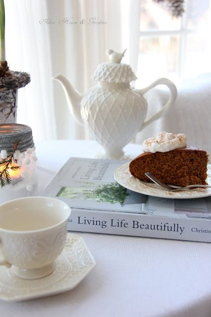 Aiken House & Gardens: Winter White Tea