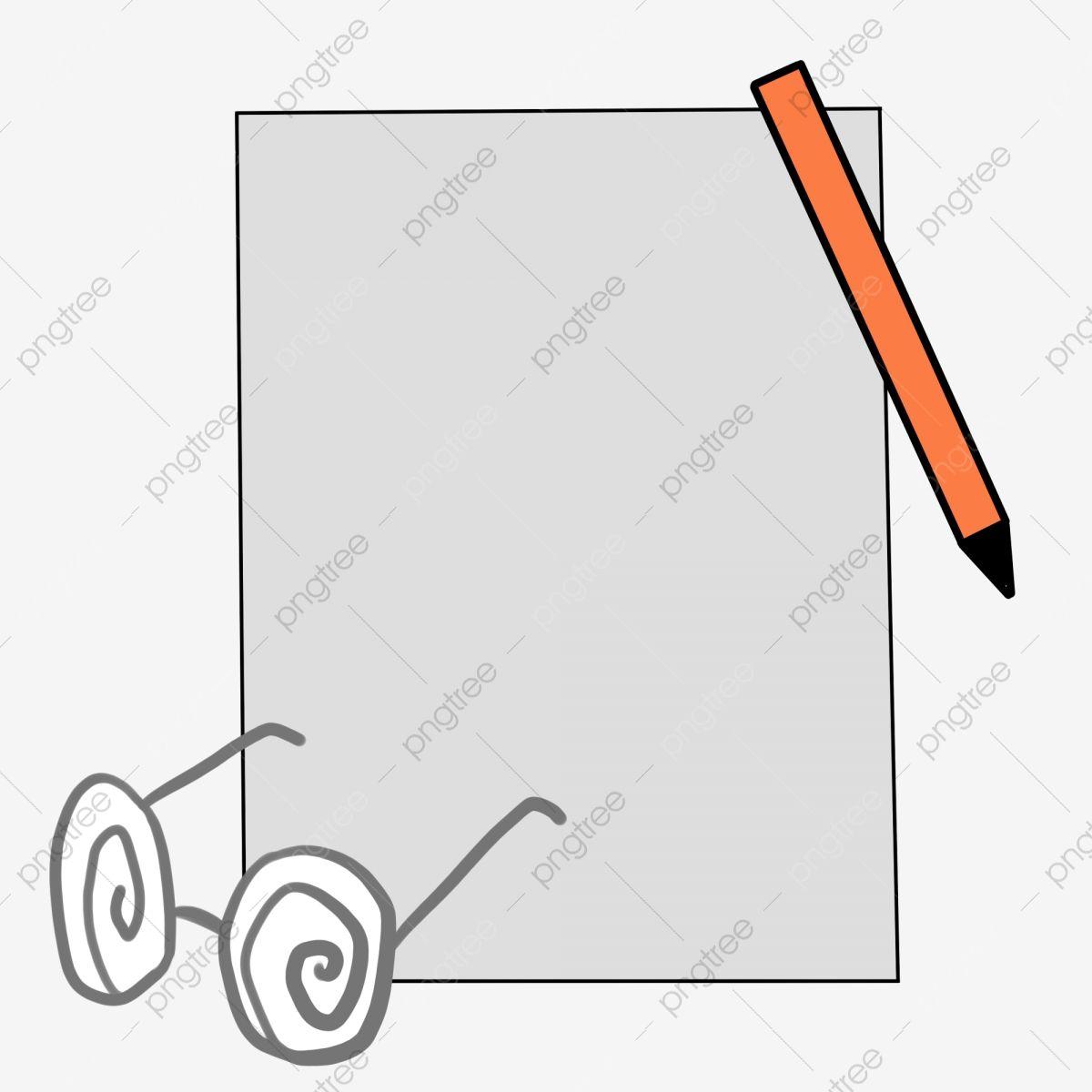 العين قلم رصاص الكرتون الإطار مرسومة باليد التوضيح حدود جميلة حدود جديدة Png وملف Psd للتحميل مجانا Eye Frames Frame Pencil
