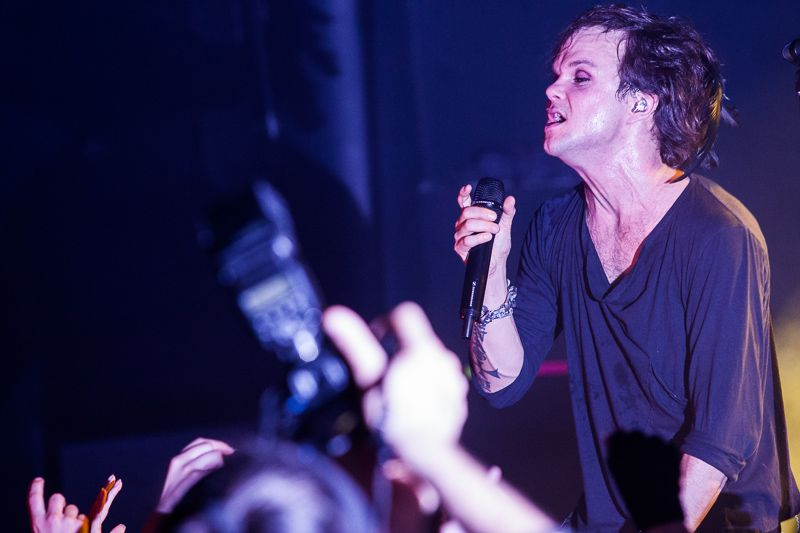 The Rasmus Live At The Orion Live Club Rome Nov 17 2012 A