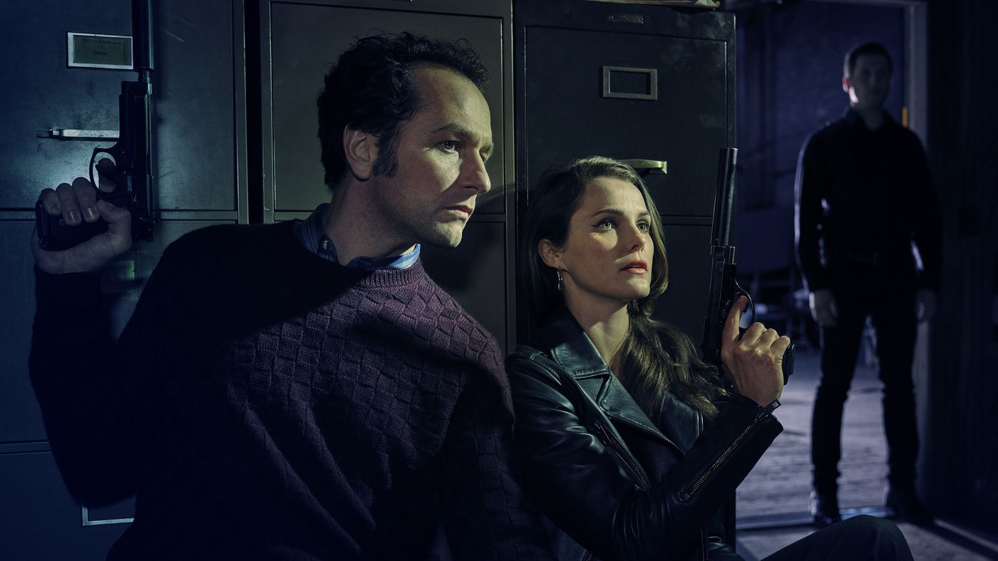 Cold War Spy Series The Americans Taps Into Today S Concerns