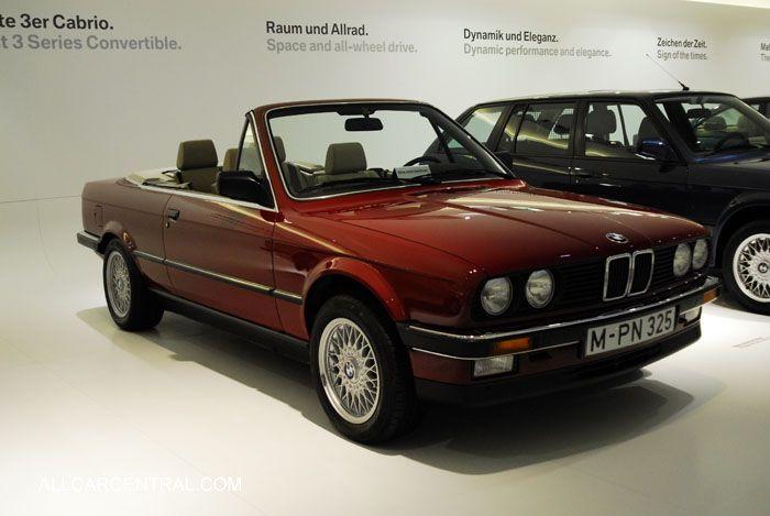 BMW 325i 1986  MUSEOS DEL AUTOMOVIL Y COLECCIONES  Pinterest