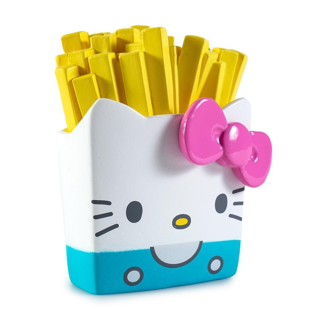 """Hello Sanrio Mini Series 3/"""" Vinyl Fig by Kidrobot Hello Kitty French Fry"""