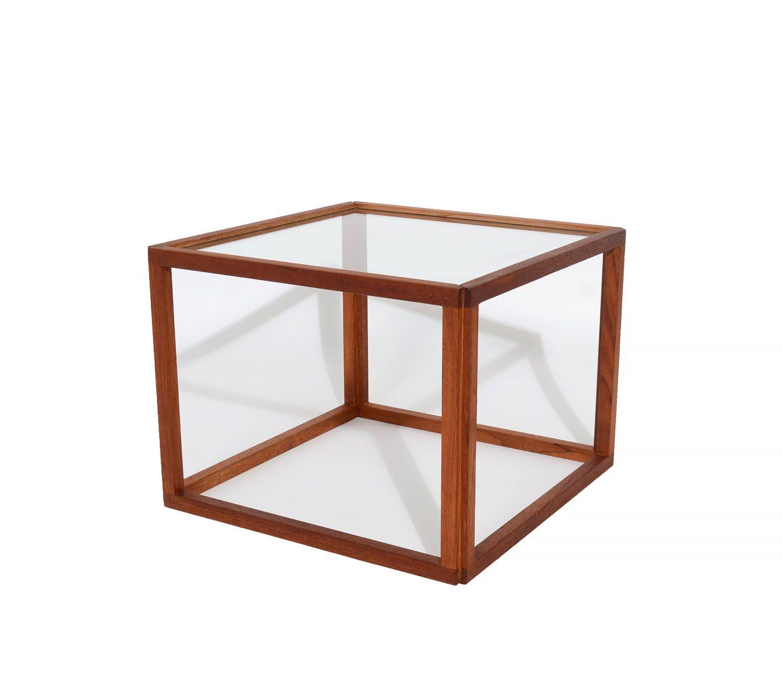 Kai Kristiansen Side Tables Coffee Table Denmark Teak Cube Table Danish Coffee Table Coffee Table Design Coffee Table [ 1340 x 1500 Pixel ]