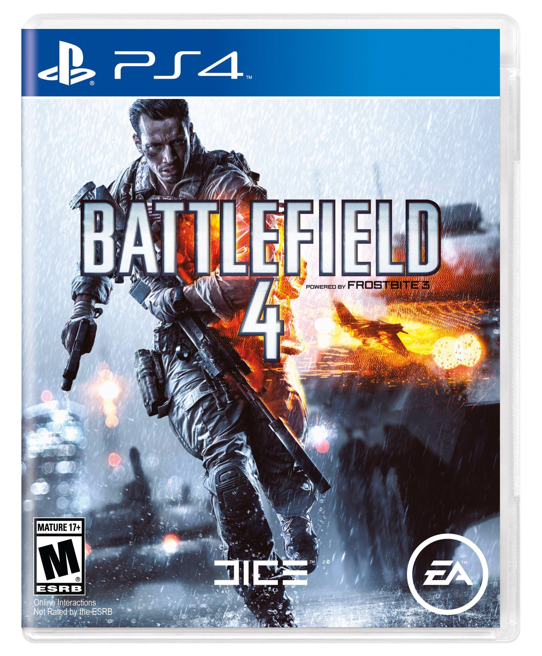 Amazon Com Battlefield 4 Playstation 4 Video Games