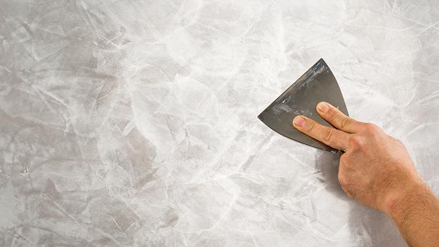 Wandgestaltung Metallic Wachs Fur Spachteltechnik Verpassen Sie Ihrer Wand Den Letzten Schli Wandgestaltung Spachteltechnik Spachteltechnik Wandfarbe Silber