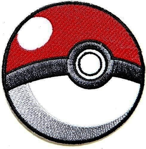 Game Logo Girl Kid Baby Jacket T shirt Patch Sew Iron on Embroidered Symbol Badge Cloth Sign Costume By Prinya Shop Source by homeimprovementgadgets JacketPokeball Pokemo...
