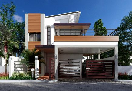 modern house design series: mhd-2014012 | pinoy eplans - modern
