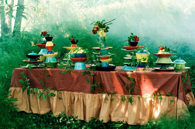 Whimsical Tables for your Wedding | Tea party table, Tea parties and ...