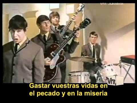 The Animals La Casa Del Sol Naciente Subtitulado Espanol